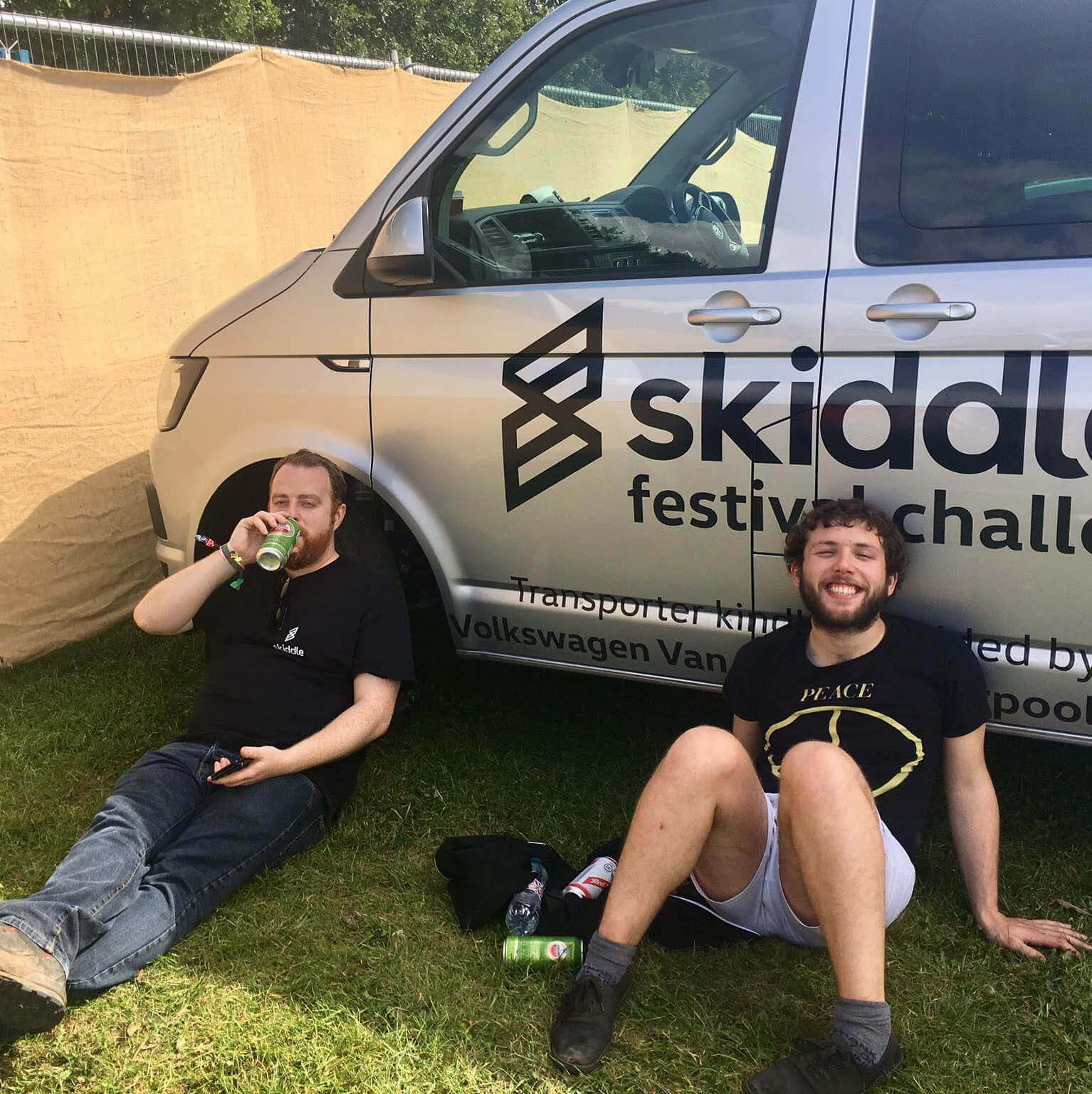 Festival Challenge