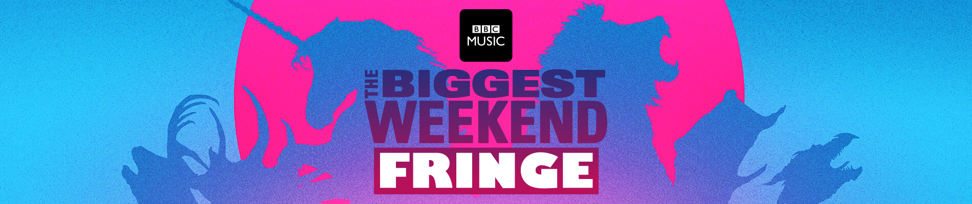 /bbc the biggest weekend uk fringe