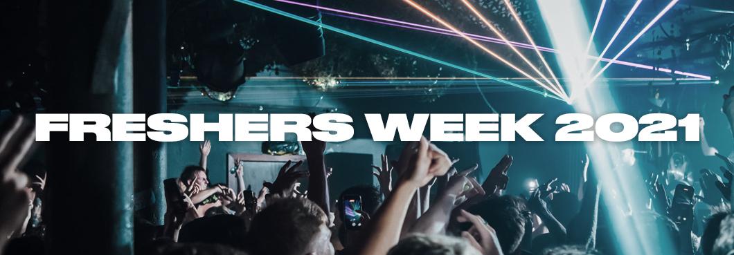 Freshers Week 2021