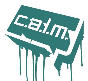 c.a.l.m. logo