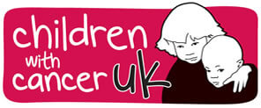 children with cancer logo