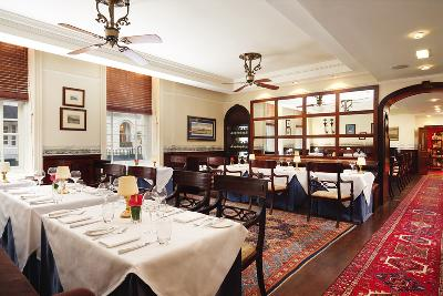 The Blue Door Bistro at the Montague Hotel