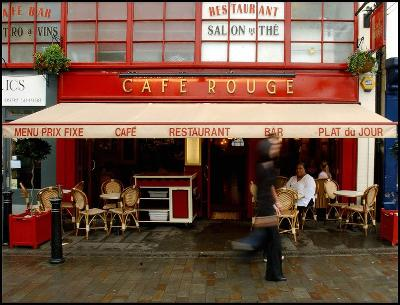 Café Rouge - Hertford