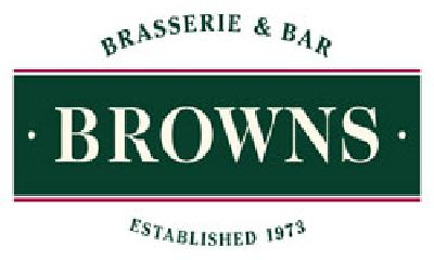 Browns Brasserie & Bar - Edinburgh