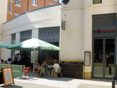 Las Iguanas - Leamington Spa