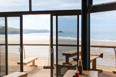 The Stable   Fistral Beach In Newquay. 0.9 Miles Away From Basement Bar ...