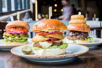 handmade burger Co - Braehead