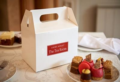 Laura Ashley - The Tea Room at Kenwood Hall